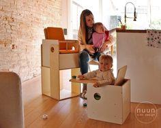 mubles infantiles modulares