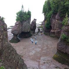 Hope Well Rocks New Brunswick