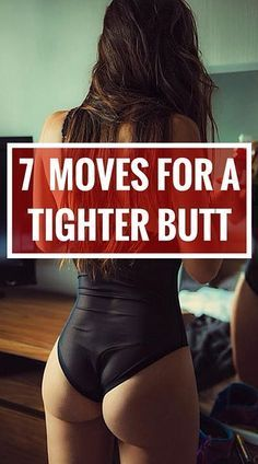 The only butt workout you'll ever need.