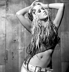 Christina Aguilera #dirty