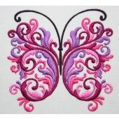I found this Embroidery Design for only: $24.75 on aStitchaHalf.com! You receive:30 Unique Designs (10 Full View Butterflies, 10 Side view Butterflies, 10 Outline Butterflies)