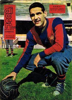 GARAY (F.C. Barcelona - 1960) D. Dicen ...
