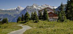 Bergstation+Sunnbüel+-+Hier+beginnt+die+Wanderung