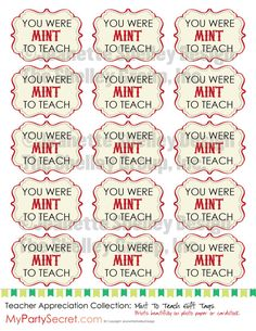 instant download... DIY Printable Teacher by MyPartySecret on Etsy, $5.00