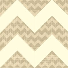 Сhevron pattern on linen canvas background fabric by antuanetto on Spoonflower - custom fabric