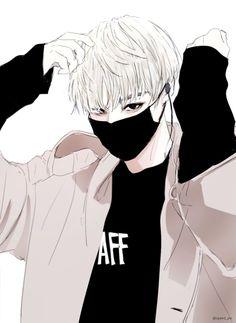 Image about beautiful in Anime illustration🌺 by ɦօɛʀɨʐօռ Manga Anime, Manga Boy, Anime Art, Hot Anime Guys, Cute Anime Boy, Anime Boys, Anime Cosplay, Anime Boy Zeichnung, Image Manga