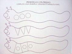 ATIVIDADES DE EDUCAÇÃO INFANTIL: Atividades para Pré-escolar.