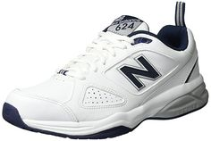 63e62829125e68 New Balance Men 624v4 Fitness Shoes
