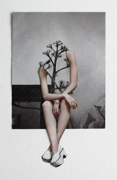 Collage, by Heike Weber, http://www.heikeweber.net/