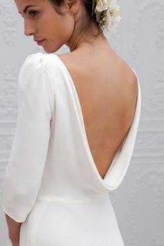 Marie Laporte robe de mariee 2015 - La Fiancee du Panda blog mariage Hortense_3detail