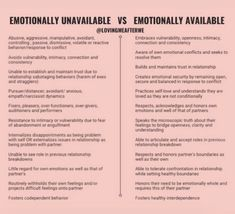 Emotional Resilience, Mental And Emotional Health, Emotional Abuse, Mental Health Awareness, Emotional Intelligence, Relationship Therapy, Healthy Relationship Tips, Toxic Relationships, Healthy Relationships