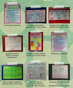 Anchor Charts for All Ages~  Great resource for all kinds of lessons!