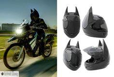 Super Cool Batman Bike Helmet | Cool Feed.me - Cool Stuff To Buy And Drool Over