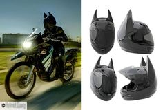Super Cool Batman Bike Helmet | Cool Feed.me - Cool Stuff To Buy And Drool Over