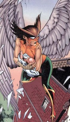 Sex toons hawkgirl — pic 2