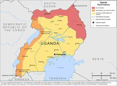 Uganda travel advice Been thereseen that And want to see