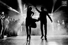 Первый танец. С нормальным светом от софтбокса всегда снимаю. Надо еще силует. Если свет на локации не позволяет - нашпиговать одну сторону вспышками и всё равно снять. /// Fearless Award by Gerhard Nel (Central Netherlands) - Collection 32