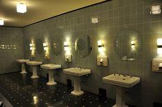 Best Bathroom in NYC - Radio City