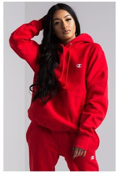 Fleece Pullover, Patagonia Pullover, Cute Lazy Outfits, Sporty Outfits, Teen Fashion Outfits, Teenage Outfits, Champion Hoodie Women, Champion Pullover, Fashion Clothes