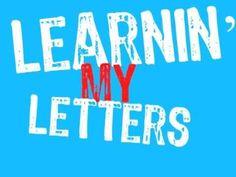 Learnin' My Letters! Harry Kindergarten (ABC rap song for kids) - YouTube