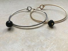 Essential Oil Lava Diffuser Bracelet by CuraDesigns on Etsy - diffuser jewelry!
