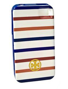 Anna Kendrick's iPhone wears a Tory Burch shell. ($48, toryburch.com)