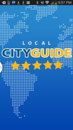 Local #City_Guide App offers you the source code for creating your own location-based mobile marketing application that runs under the #Android platform. With the source code you are free to continue to develop or customize your own fully featured location-based application.