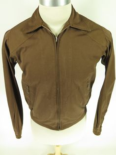 Vintage 30s Weis sport jacket. Find more men's and women's authentic vintage clothing at The Clothing Vault.