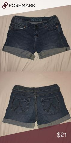 9bfa845e0 Shop Women's dELiA*s Blue size Jean Shorts at a discounted price at  Poshmark. Description: Never been worn From Delia's and is a size Sold by  Fast delivery, ...