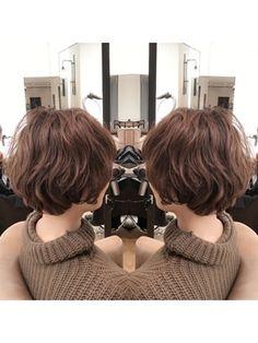 マッシュパーマ☆ - 24時間いつでもWEB予約OK!ヘアスタイル10万点以上掲載!お気に入りの髪型、人気のヘアスタイルを探すならKirei Style[キレイスタイル]で。