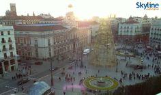 Camara web en tiempo real Madrid - Puerta del Sol