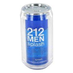 212 Splash Cologne
