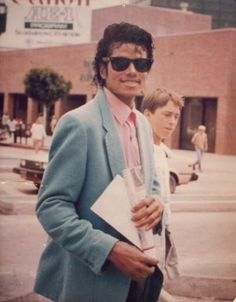 """New"" rare photos of Michael Jackson - Page 7"