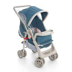 Carrinho para Bebê Pegasus Verde Hortelã 1345 - Galzerano
