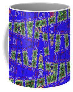 Jancart # 9546drwt-2 Coffee Mug by Tom Janca.  Small (11 oz.)