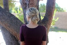 Topsy Tail Updo | Cute Girls Hairstyles