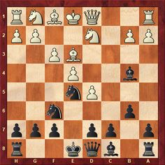 Daily Chess Training Tactics From this week's TWIC download: Wang Tianqi-Jacobson Charlotte 2018 Black to move - how should he best continue? (more than the first move needed for a complete answer)