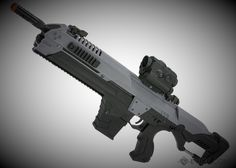 Win A Matrix S.T.A.R. XR-5 Battle Rifle