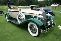 """doyoulikevintage:  """"1931 packard  """""""