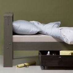 derk bed bedlade woood musthaves verzendt gratis bedden opslag kindermeubelen slaapkamer meubilair