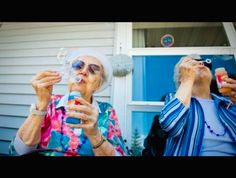Forever Young: Seniors who refuse to let aging get in their way