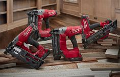Milwaukee M18 Fuel Brushless Cordless Nailers