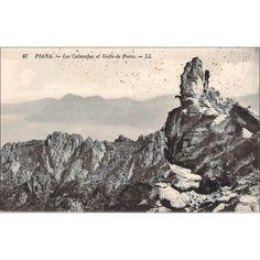 Piana : la légende de ses calanches lacorsedantan.com