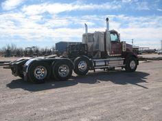 Heavy Haul Road Winch Truck