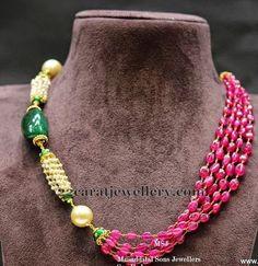 Jewellery Designs, Musaddilal Jewellers, Designs Ruby, Beads Jewellery, Diamonds Uncut, Desi Necklace, Jewelry Designes, Jewellery Diamonds