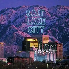 Salt Lake City in September