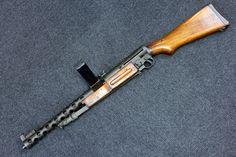 ZK 383 - 9x19mm Submachine gun