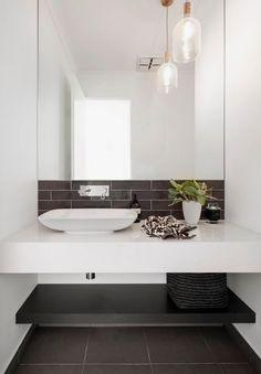 Phoenix Tapware   chrome tap finish, bathroom inspiration   from Carter Grange Homes