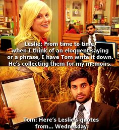 (Parks and Recreation)