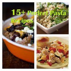 Our favorite pasta recipes
